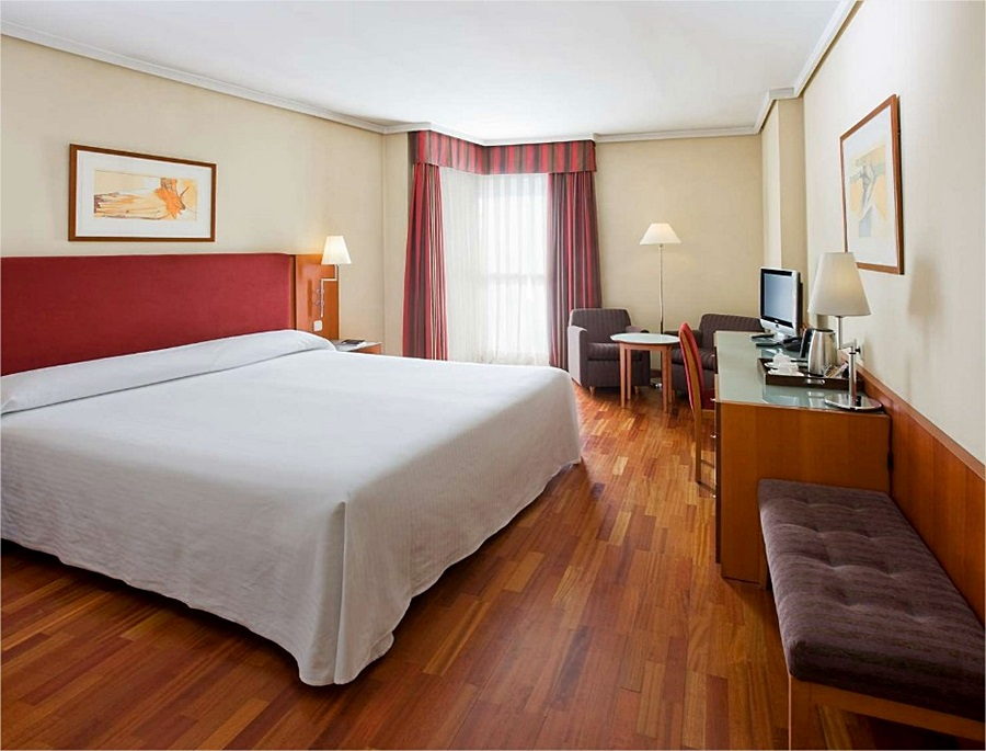 NH VILLA DE COSLADA - Hotel cerca del Aeropuerto de Madrid Barajas