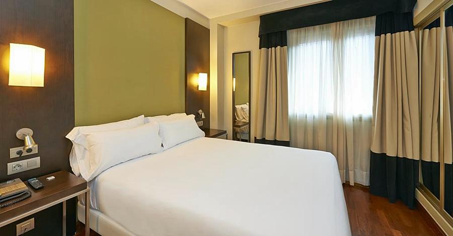 NH SPORT - Hotel cerca del Estadio La Romareda