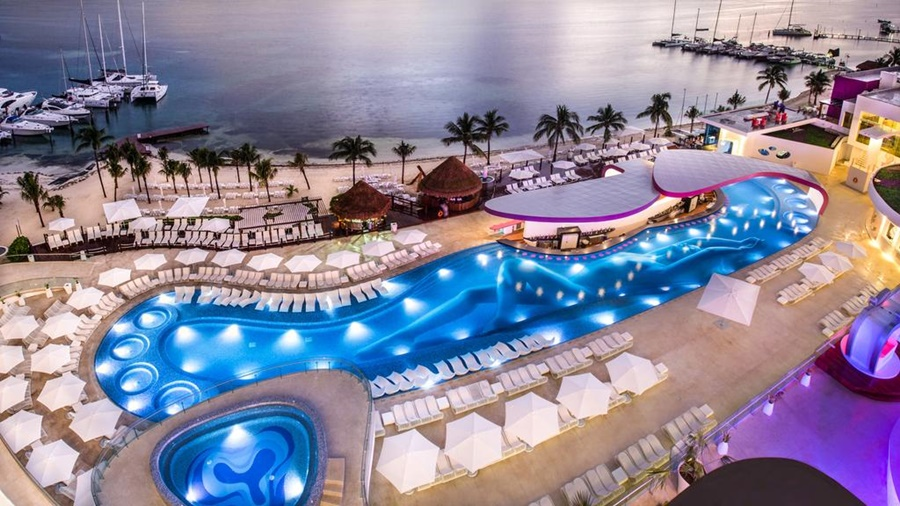 Temptation Cancun Resort Adults Only