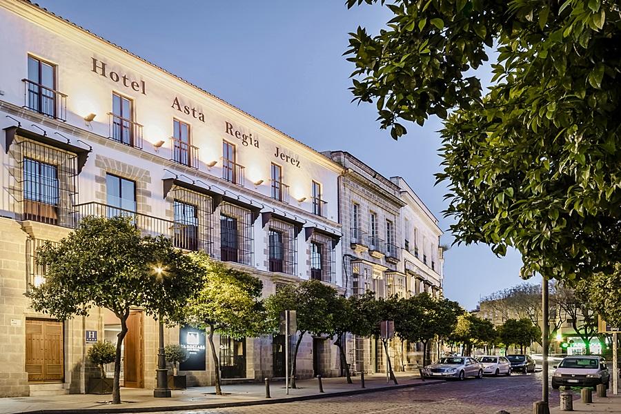 Hotel Eurostars Asta Regia