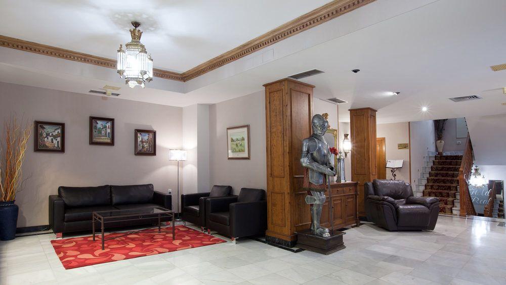 HOTEL REAL DE TOLEDO - Hotel cerca del Corpus Christi