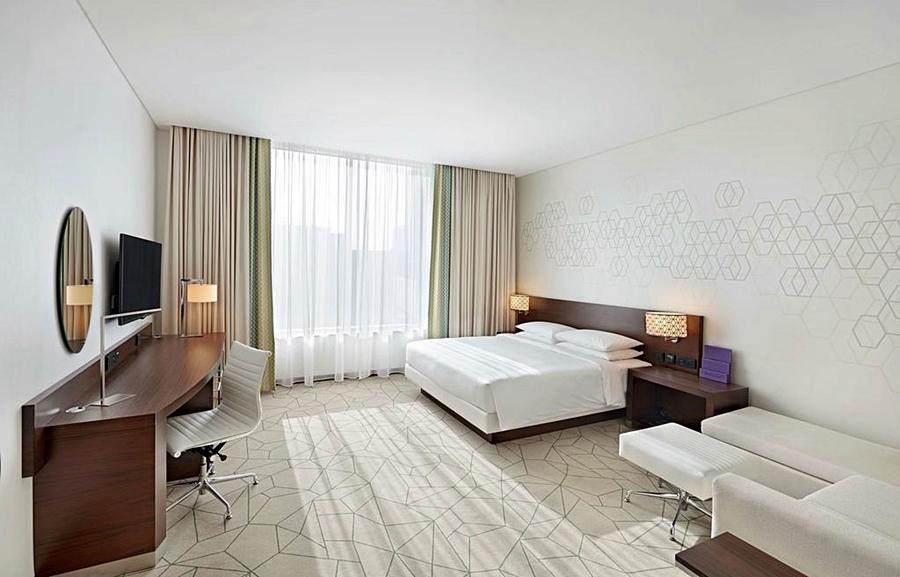 Hotel Hyatt Place Dubai Baniyas Sq.