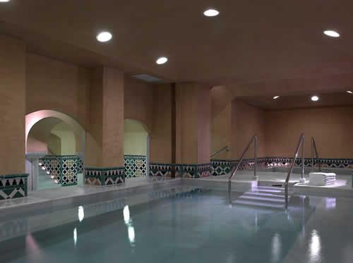 Hotel macia real de la alhambra en granada - Foto imago granada ...