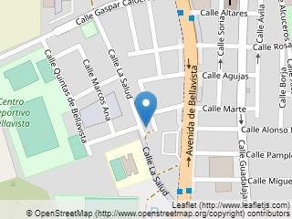 Plano de acceso de Apartamentos Turisticos Puerta Del Sur