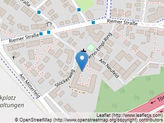 Plano de acceso de Landhotel Martinshof