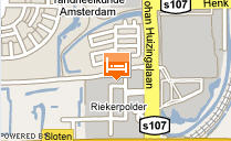 Plano de acceso de Artemis Hotel (Superior Room)