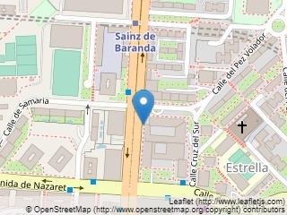 Plano de acceso de Ayre Gran Hotel Colon