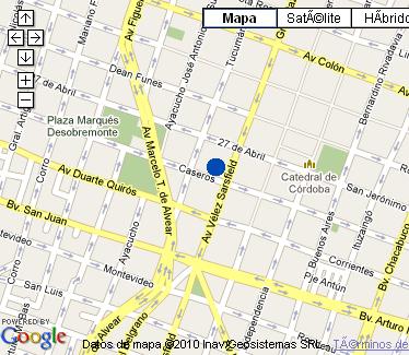 Oferta en Hotel Cordoba Inn Apart en Argentina (America Del Sur)