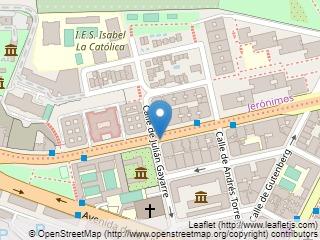 Plano de acceso de Hotel Agumar