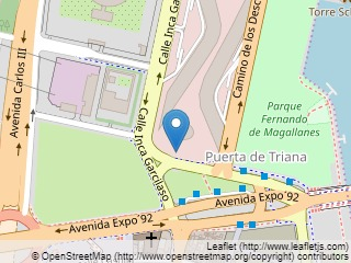 Plano de localización del hotel