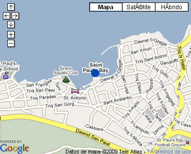 Plano de acceso de Hotel Gillieru Harbour