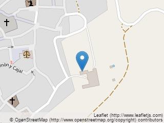 Plano de acceso de Hotel Parador De Carmona