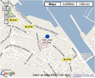 Plano de acceso de Hotel Nh Palacio De Oriol