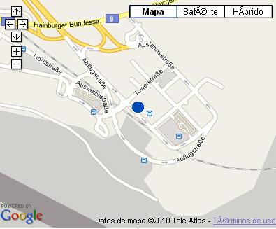 Plano de acceso de Hotel Nh Vienna Airport
