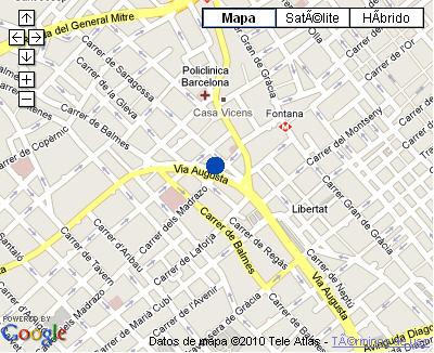 Plano de acceso de Hotel Nh Belagua