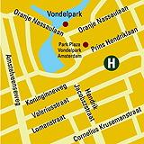Plano de acceso de Aadam Wilhelmina Hotel