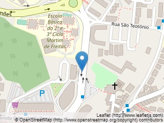 Plano de acceso de Hotel Tryp Coimbra