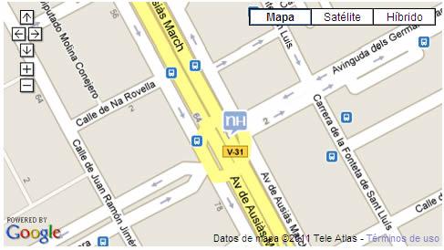 Plano de acceso de Hotel Nh Abashiri