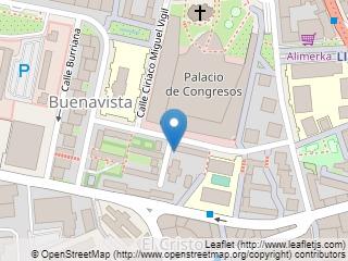 Plano de acceso de Ayre Hotel Oviedo