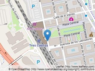 Plano de acceso de Hotel Quo Fierro