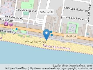 Plano de acceso de Hotel Rincon Sol