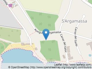 Plano de acceso de Suite Hotel S Argamassa Palace