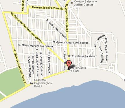 Oferta en Hotel Hotel Canto Do Sol en Brasil (America Del Sur)