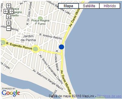 Oferta en Hotel Camburi en Brasil (America Del Sur)