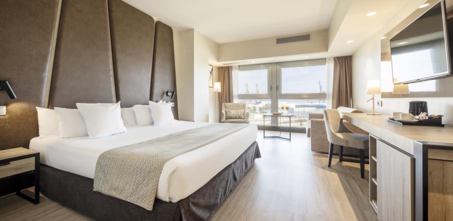 Fotos del hotel - ILUNION MALAGA