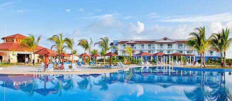 Memories Caribe Beach Resort Lodgings In Cayo Coco