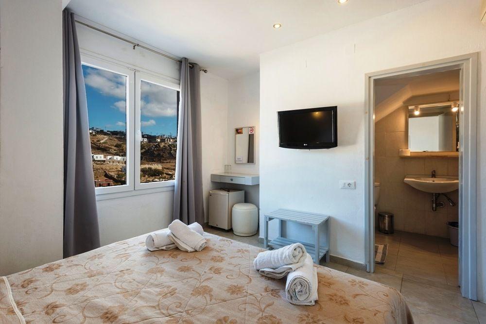 Hotel Vista Vaios Rooms & Studios Pension