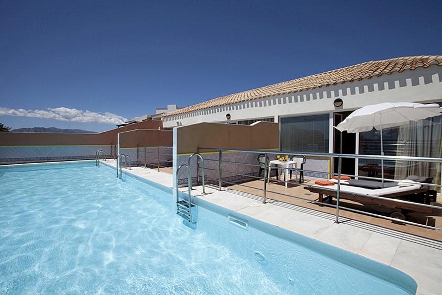 Vera playa club hotel en vera desde 67 trabber hoteles for Hoteles en vera