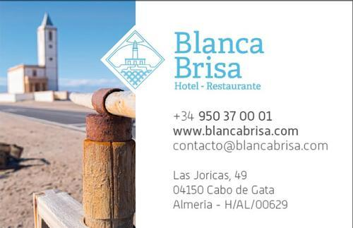 Fotos del hotel - HOTEL BLANCA BRISA CABO DE GATA