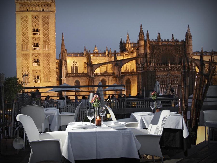 Eme catedral hotel en sevilla desde 119 trabber hoteles - Hotel eme sevilla spa ...
