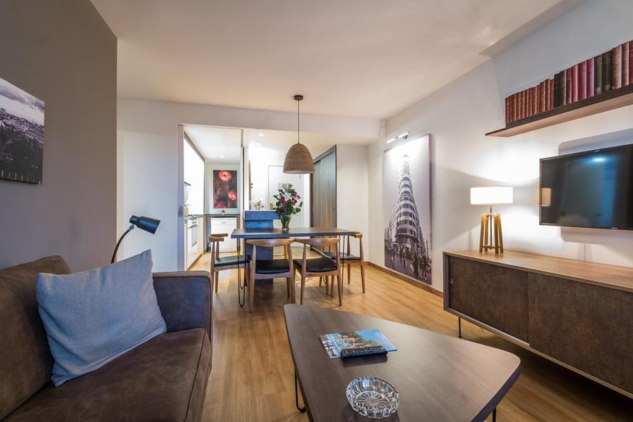 Fotos del hotel - PIERRE & VACANCES MADRID APARTAMENTOS EUROBUILDING 2
