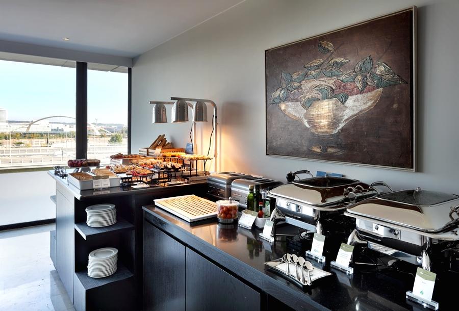 Eurostars zaragoza en zaragoza desde 42 trabber hoteles for Hoteles familiares en zaragoza capital