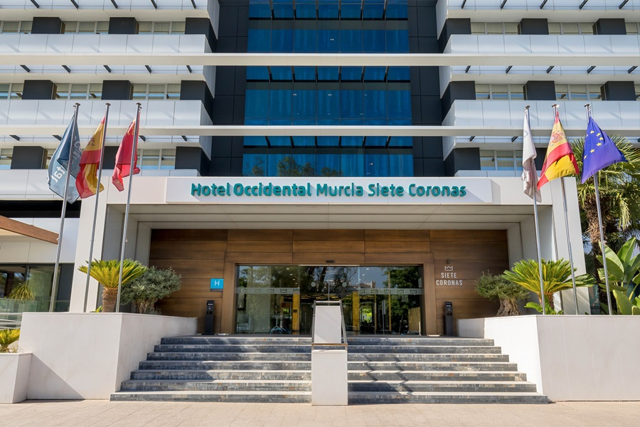 Fotos del hotel - OCCIDENTAL MURCIA 7 CORONAS