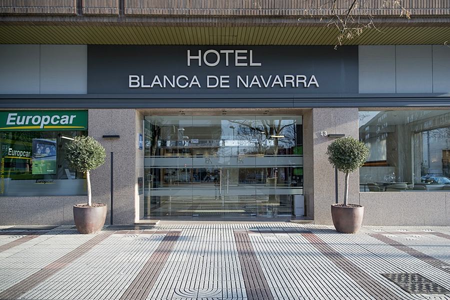 Photo - Hotel Blanca de Navarra