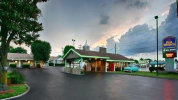 Hotel Best Western Route 66 Rail Haven, Springfield