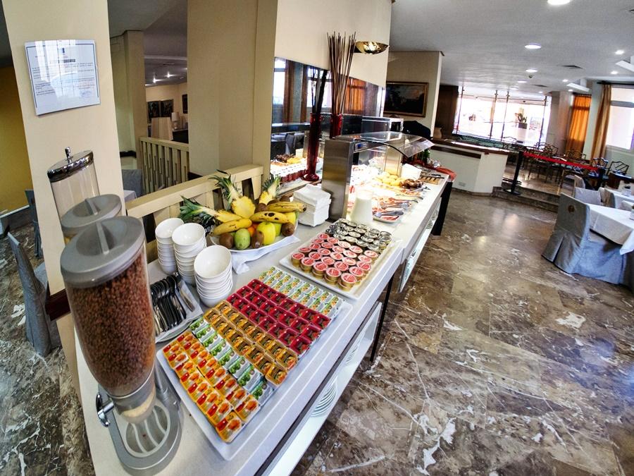 Fotos del hotel - PASARELA