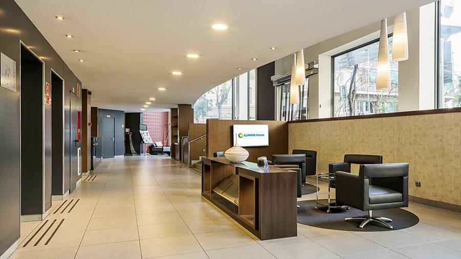 Fotos del hotel - ILUNION AUDITORI