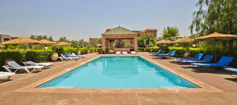 Riad mhidou marrakech du 40 h tels trabber for Riad marrakech piscine chauffee