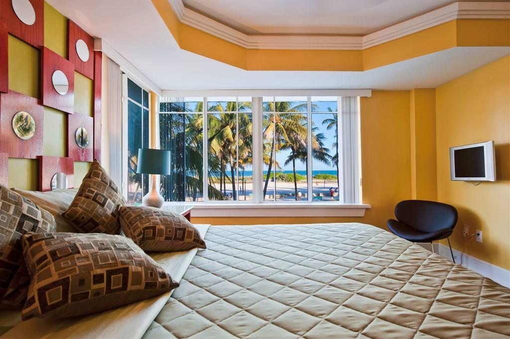 The Colony Hotel Miami Beach Lodgings In