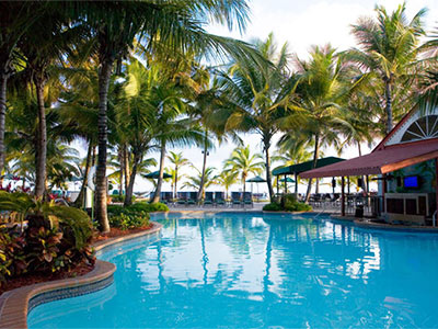 Courtyard By Marriott Isla Verde Beach Resort Lodgings In
