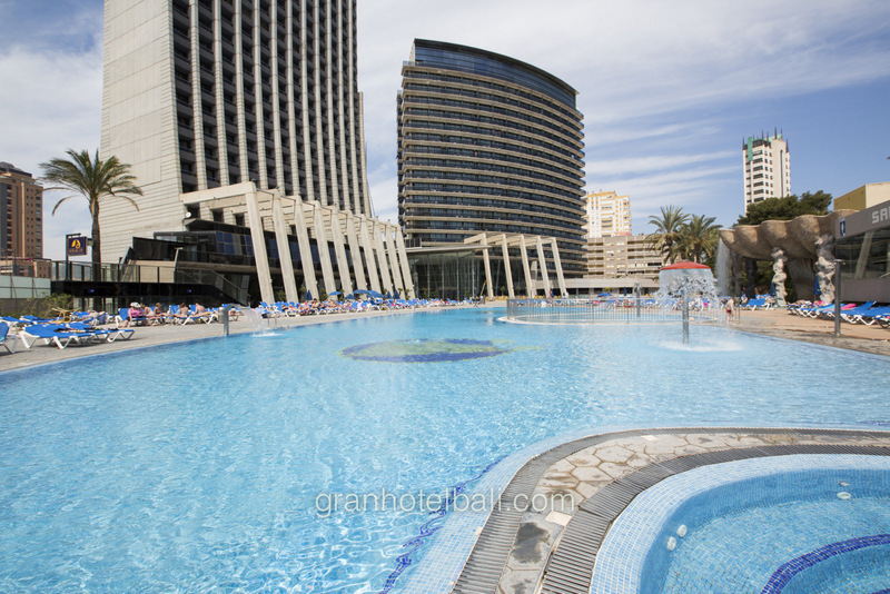Hotel Gran Hotel Bali En Benidorm Alicante