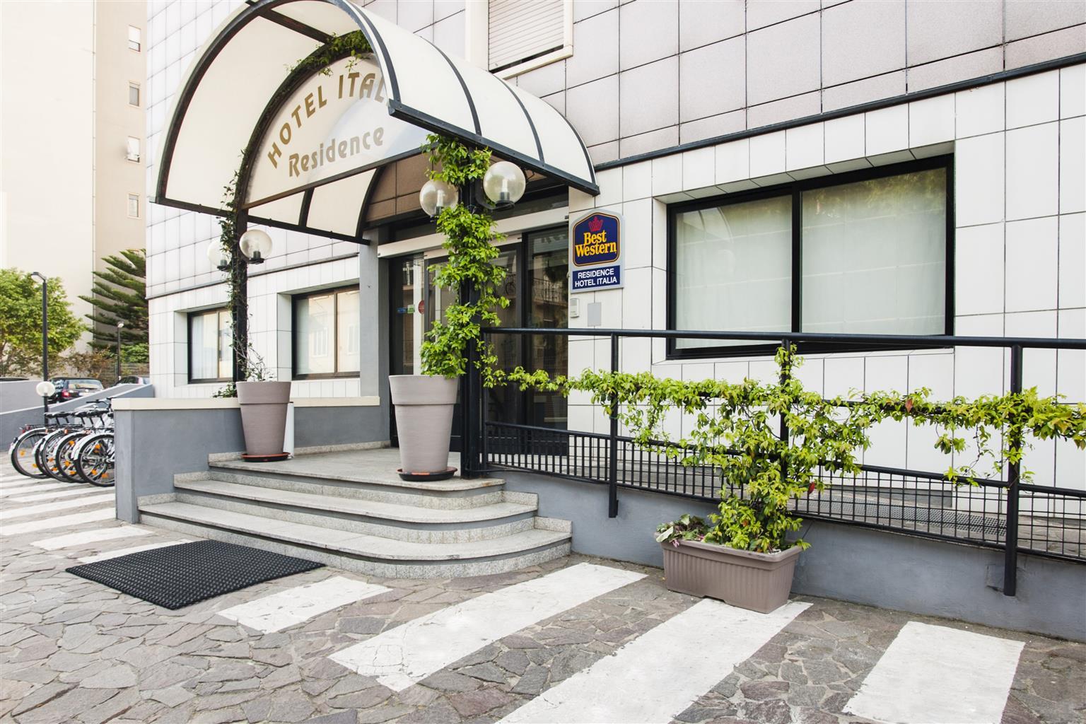 Immagine BEST WESTERN HOTEL RESIDENCE ITALIA