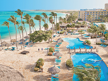 Holiday Inn Aruba Superior Resort View Only Room Lodgings In Palm Beach
