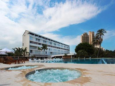 Tamaca Beach Resort Hotel Lodgings In Santa Marta