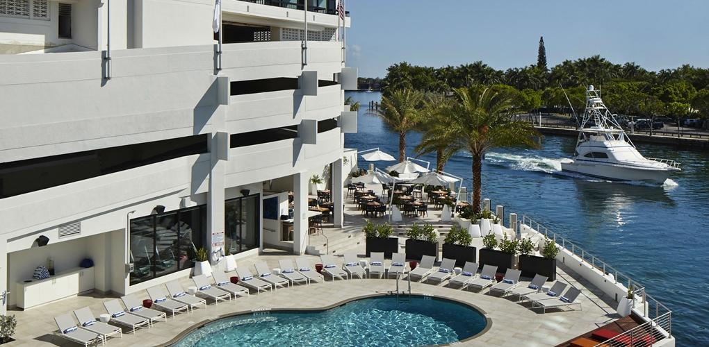 Waterstone Resort Marina Boca Raton Curio Colle Lodgings In