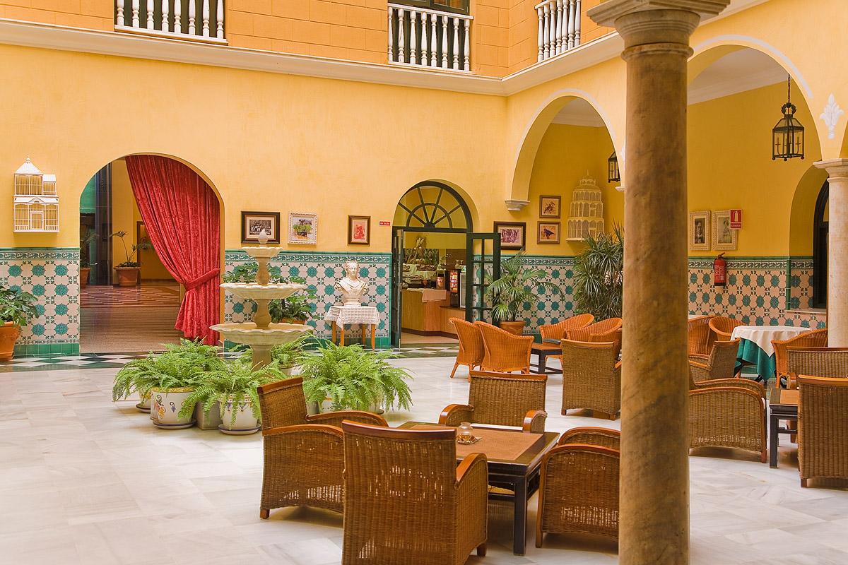 Senator c diz spa hotel en c diz desde 62 trabber hoteles - Hotel puertatierra en cadiz ...